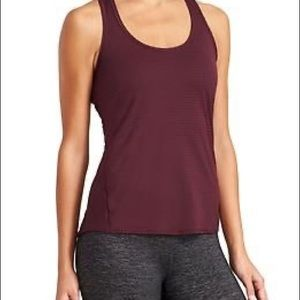 EUC Athleta Chi Dot Mesh Tank